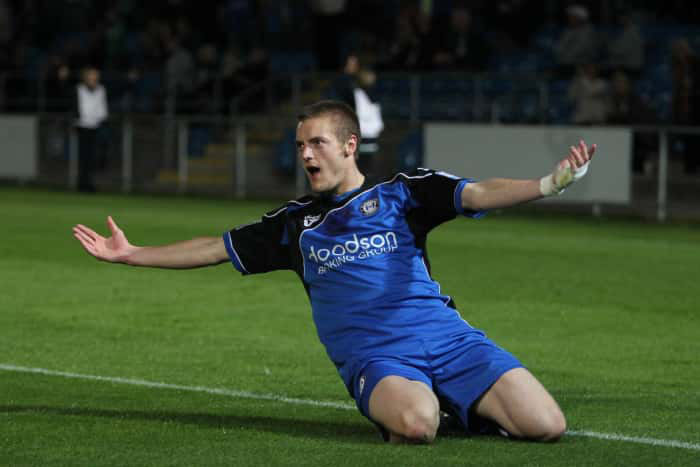 vardy-in-Halifax-Town-football-club