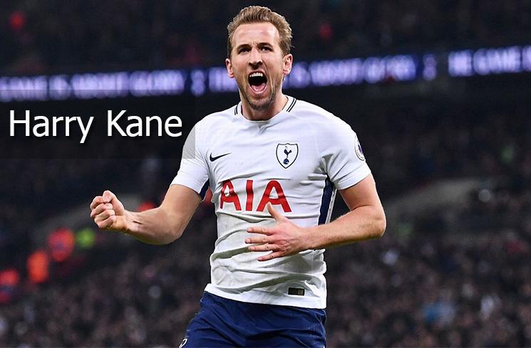 Harry Kane-sbobetstep