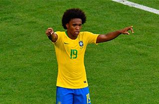willian_ Brazil