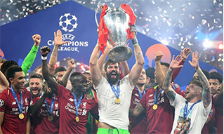 Alisson-Champions League