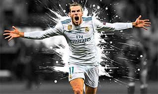 Gareth Frank Bale history